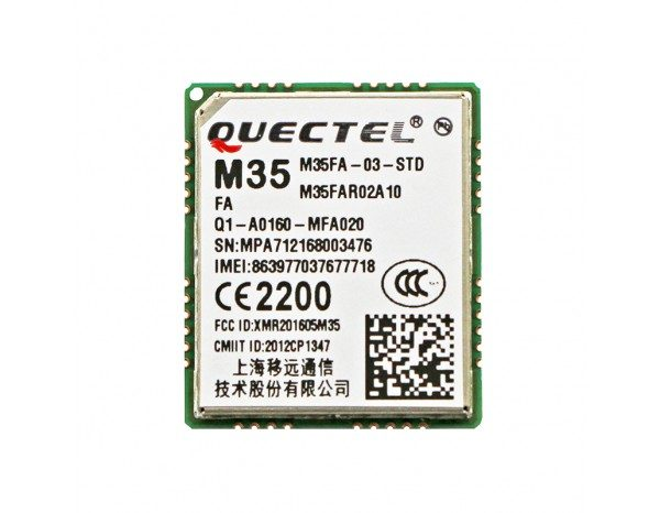 QUECTEL-M35/M35F – Techonics LTD