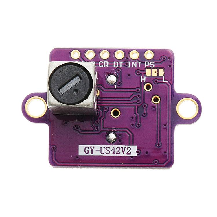Robot Electronics GP2Y0A21 10-80cm Optical Sensor 5V