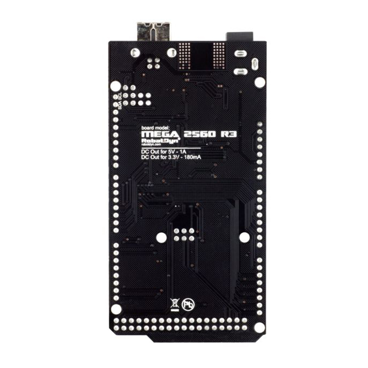 Mega+WiFi R3 ATmega2560+ESP8266 32Mb Flash Memory USB-TTL