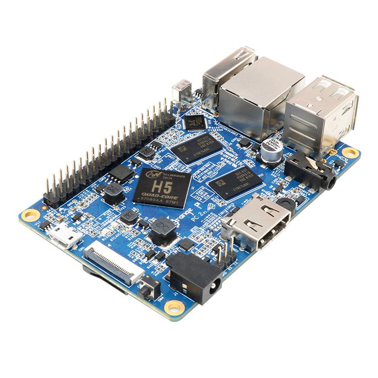 Orangepi PC2 H5 ARM Development Board Cortex-A53 Quad core 64 bit